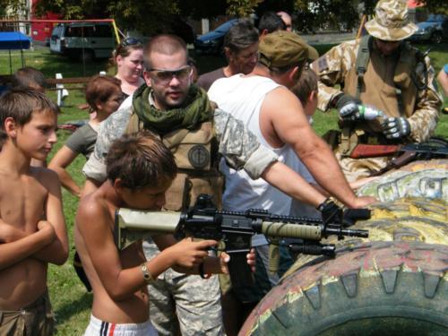 2010. augusztus 15.-i falunap rendezvényei képekben